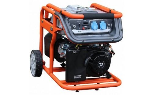 Бензиновый генератор Zongshen KB 5000 E с гарантией