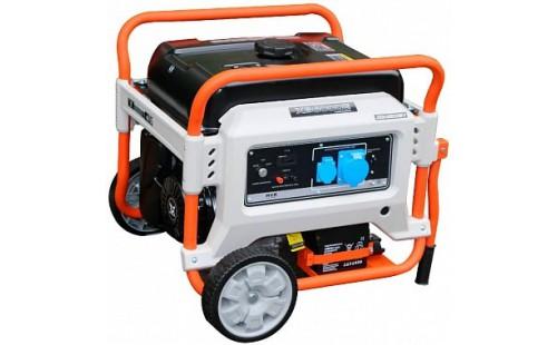 Бензиновый электрогенератор Zongshen XB 7000 E от ЭлекТрейд