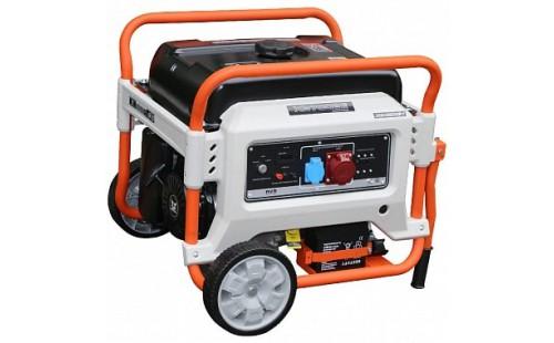 Бензиновый генератор Zongshen XB 7003 E с гарантией