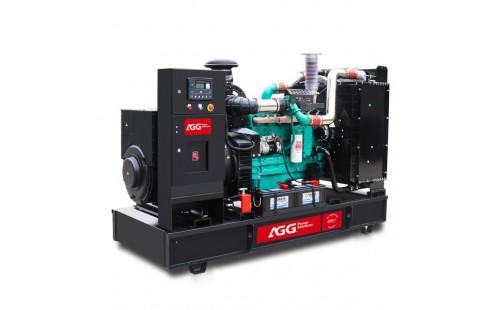 Дизельный генератор AGGC 165 D5
