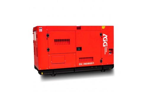 Дизельный генератор AGGC 275 D5