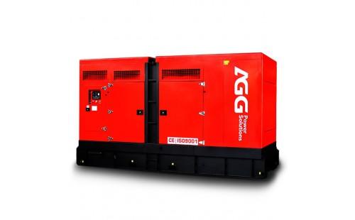 Дизельный генератор AGGD 550 D5
