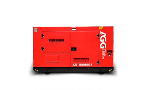 Дизельный генератор AGGDE 110 D5