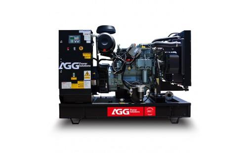 Дизельный генератор AGGDE 165 D5