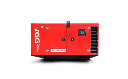 Дизельный генератор AGGDE 200 D5