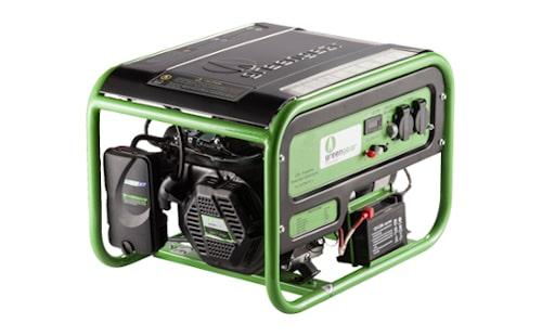 Газовый генератор GreenGear GE-3000 от ЭлекТрейд