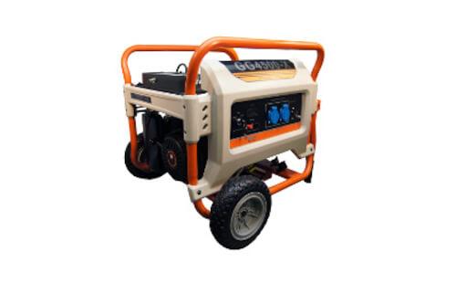 Газовый генератор REG GG4500-X от ЭлекТрейд