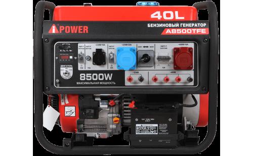 Бензиновый генератор A-IPOWER A8500TFE