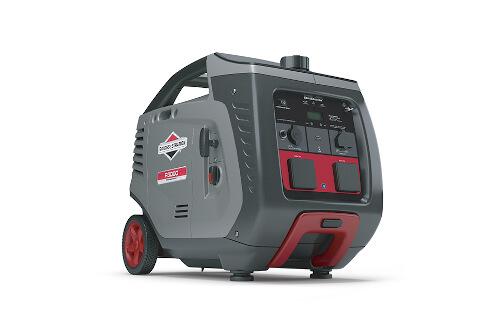 Бензиновый электрогенератор BRIGGS & STRATTON P 3000 Inverter с гарантией