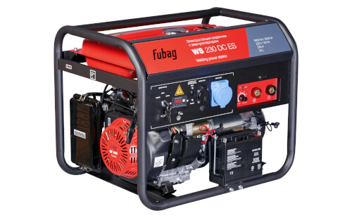 Сварочный электрогенератор Fubag WS 230 DC ES с гарантией