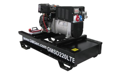 Сварочный электрогенератор GMGen GMSD220LTE с гарантией