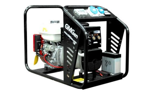 Сварочный электрогенератор GMGen GMSH160E с гарантией