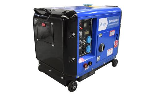 Сварочный электрогенератор ТСС PRO DGW 3.0/250ES-R с гарантией