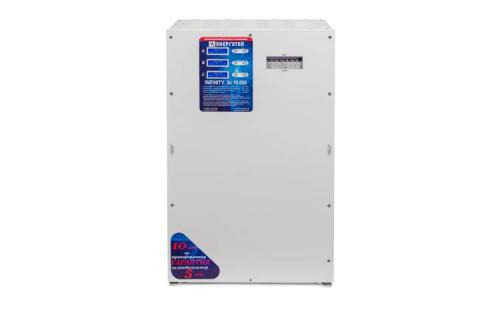 Стабилизатор Энерготех INFINITY 15000х3 с гарантией