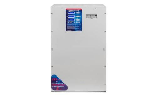 Стабилизатор Энерготех INFINITY 20000х3 от ЭлекТрейд