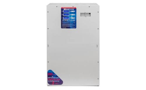 Стабилизатор Энерготех OPTIMUM+ 20000х3 с гарантией